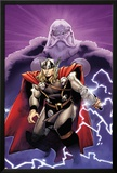 The Mighty Thor No.2 Cover: Thor and Odin Prints by Olivier Coipel
