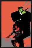 Incredible Hulks No.626 Cover: Hulk and Red She-Hulk Poster by  Jock