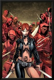 Deadpool No.50: Typhoid Mary with a Sword Posters by Carlo Barberi