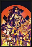 New Mutants Forever No.1 Cover: Selene, Wolfsbane, Magik, Magma ,Cannonball, Moonstar and Others Posters by Al Rio