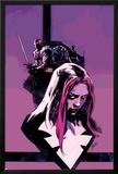 Thunderbolts No.163.1 Cover: Songbird and Baron Zemo Print by Roberto De La Torre