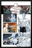 Origins of Marvel Comics: X-Men No.1: Iceman Standing Posters by Pablo Raimondi