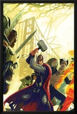 Exiled No.1 Cover: Thor, X-Man, and Loki Prints by Stephanie Hans