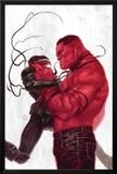 Thunderbolts 2 Cover: Red Hulk, Venom Prints by Julian Totino Tedesco