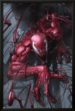 Superior Carnage 1 Cover: Carnage Posters by Clayton Crain