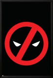 Deadpool Kills Deadpool 4 Cover: Marvel Universe (General) Posters by Mike Del Mundo