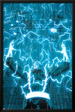 The Punisher 5 Featuring Electro Posters by Mitch Gerads