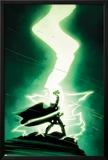 Infinity 4 Cover: Thor Poster by Adam Kubert