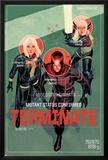 Uncanny X-Men 11 Cover: Frost, Emma, Cyclops, Magik Prints by Phil Noto