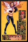 Ultimate Comics X-Men 27 Featuring Psylocke, Jean Grey Posters by Mahmud A. Asrar