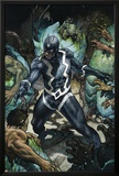 New Avengers 13 Cover: Black Bolt Prints by Simone Bianchi