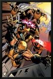 All-New X-Men 10 Featuring Wolverine, Cyclops, Jean Grey, Beast, Iceman, Angel Prints by Stuart Immonen