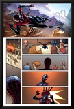 Cataclysm:Ultimate Spider-Man 1 Featuring Spider-Man Prints by David Marquez