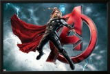 The Avengers: Age of Ultron - Thor Prints