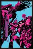 Guardians of the Galaxy 8 Cover: Groot, Drax, Gamora, Rocket Raccoon, Star-Lord Posters by Francesco Francavilla