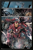 Ultimate Comics Ultimates 28 Featuring Iron Man Prints by Carmine Di Giandomenico