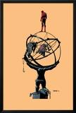 Daredevil 24 Cover: Daredevil Prints by Chris Samnee