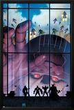Secret Avengers 35 Cover: Sentinel Posters by Arthur Adams