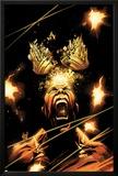 Infinity 3 Cover: Black Bolt Photo by Adam Kubert