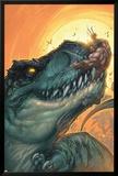 Ultimates 3 No.3 Cover: Wolverine Poster von Joe Madureira