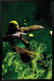 The Immortal Iron Fist: Orson Randall And The Green Mist Of Death No.1 Cover: Iron Fist Prints by Kaare Andrews
