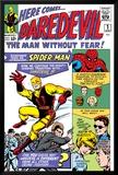 Daredevil No.1 Cover: Daredevil Pósters por Joe Quesada