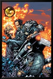 Ghost Rider V3 No.3 Cover: Gunmetal Gray Posters by Trent Kaniuga