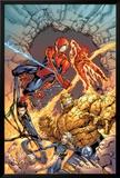 Spider-Man Team-Up Special No.1 Group: Spider-Man Lámina por Shane Davis