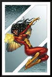 Giant-Size Spider-Woman No.1 Cover: Spider Woman Posters par Andrea Di Vito
