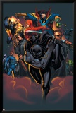 Handbook: Marvel Knights 2005 Cover: Black Panther Prints by Pat Lee