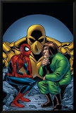 Marvel Adventures Spider-Man No.11 Cover: Spider-Man and Mad Thinker Posters by Mike Norton
