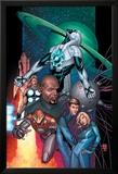 Ultimate Secret No.1 Cover: Captain Marvel Prints by Steve MCNiven