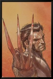 Wolverine Weapon X No.1 Cover: Wolverine Poster af Ron Garney
