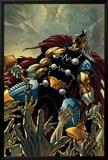 Stormbreaker: The Saga of Beta Ray Bill No.2 Cover: Beta-Ray Bill Affiches par Andrea Di Vito