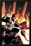 Punisher No.10 Cover: Punisher Prints by Mike McKone