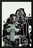Punisher No.2 Cover: Punisher Posters by Mike McKone