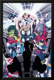 Punisher No.8 Cover: Punisher Posters by Mike McKone