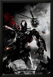 War Machine No.2 Cover: War Machine Prints by Francesco Mattina