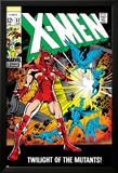X-Men No.52 Cover: Erik The Red and X-Men Posters by Werner Roth