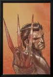 Wolverine Weapon X No.1 Cover: Wolverine Posters af Ron Garney