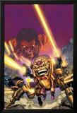 Hulk No.38 Cover: M.O.D.O.K. Prints by Carlo Pagulayan