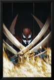 X-Force No.15 Cover: Archangel Art by Kaare Andrews