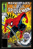 Marvel Tales: Spider-Man No.223 Cover: Spider-Man and Doctor Octopus Fighting Prints by Todd McFarlane
