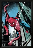 Amazing Spider-Man: Extra No.3 Cover: Spider-Man Posters av Tomm Coker