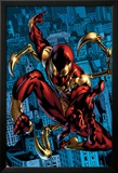 The Amazing Spider-Man No.529 Cover: Spider-Man Posters af Ron Garney