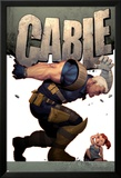 Cable No.9 Cover: Cable Poster af Ariel Olivetti