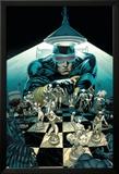 New Mutants No.10 Cover: Cyclops Posters by Adam Kubert