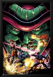 X-Men Unlimited No.13 Cover: Colossus, Wolverine, Beast, Cyclops, Phoenix and Mesmero Posters par Clay Mann