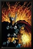 Stormbreaker: The Saga Of Beta Ray Bill No.1 Cover: Beta-Ray Bill Poster par Andrea Di Vito