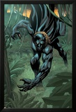 Black Panther 2099 No.1 Cover: Black Panther Poster by Pat Lee